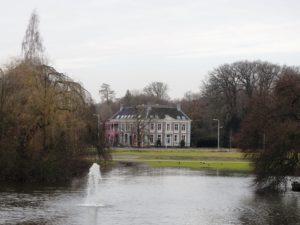 Van Boetzelaerpark De Bilt