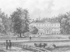 Buitenplaats Oostbroek 1838