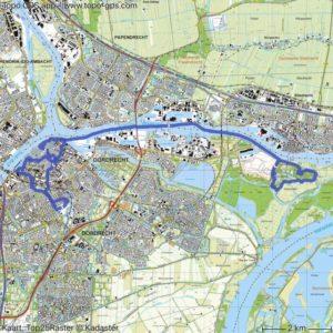 Koloniale wandeling Dordrecht