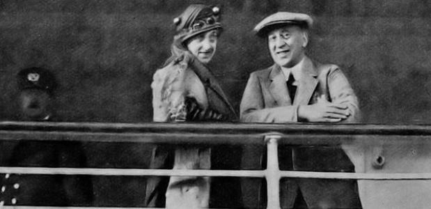 louis couperus en echtgenote 1921