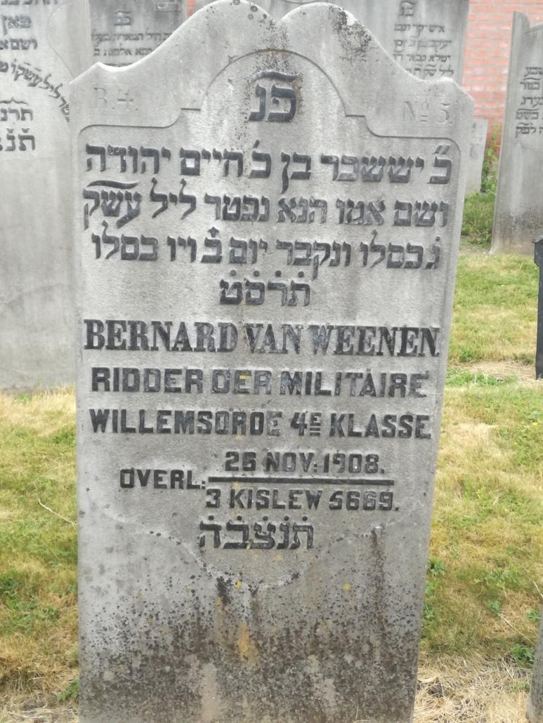 graf B van Weenen