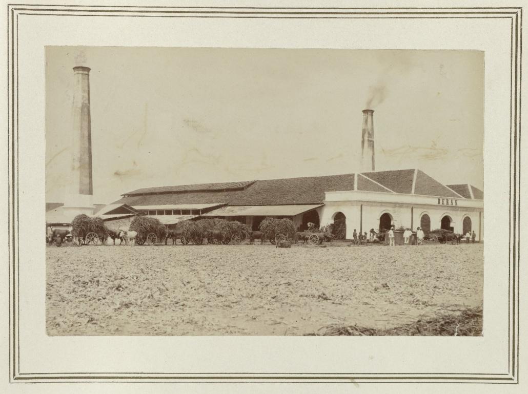 suikerfabriek Beran